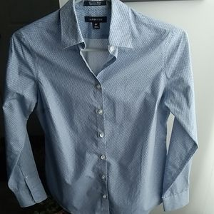 Lands End Button Down (nwot)